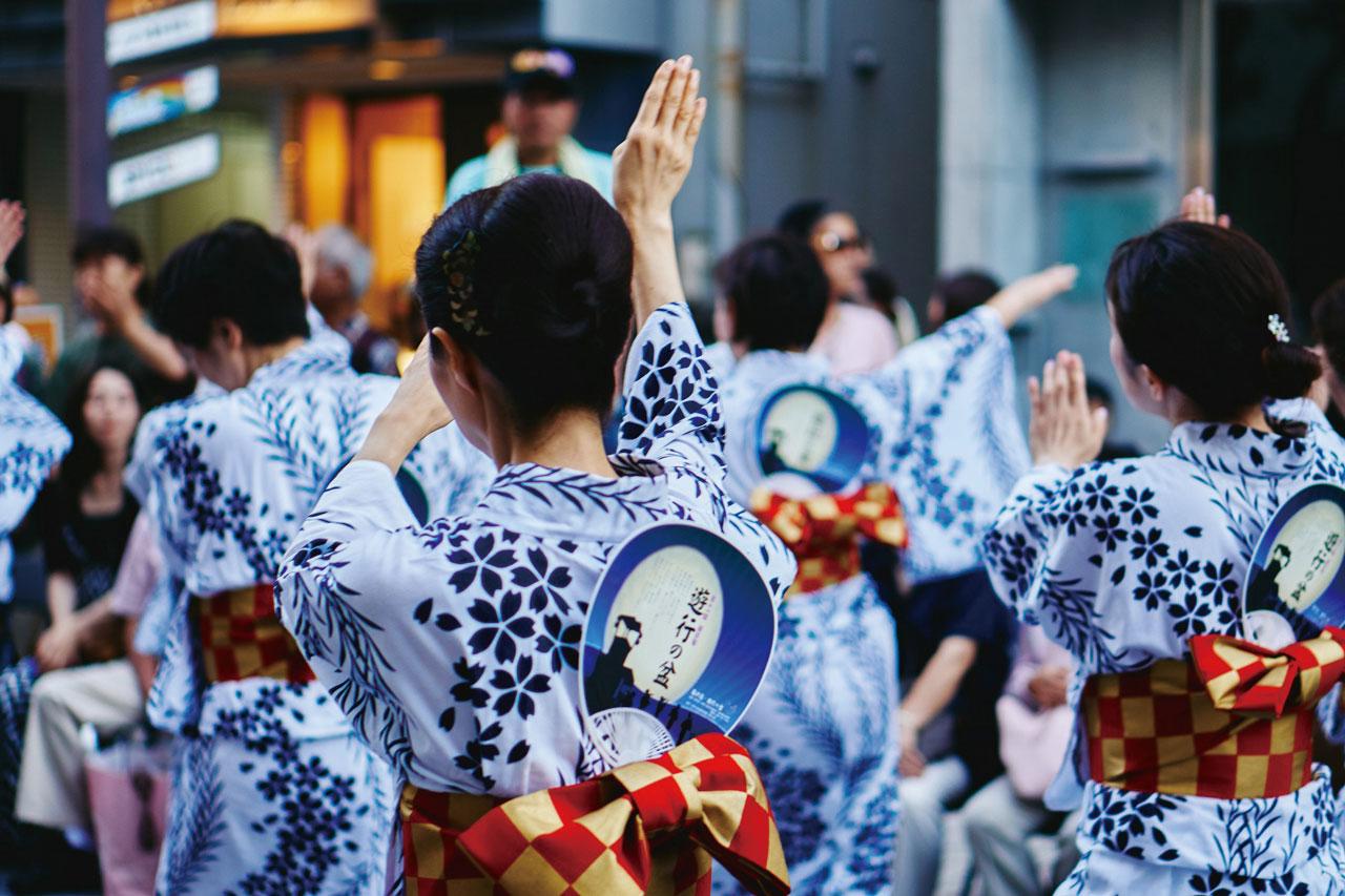 第12回 藤沢宿 遊行の盆